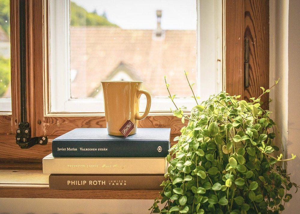 Pflanzenständer als dekoratives Element in der eigenen Wohnung